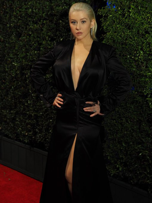 Happy birthday to singer/actress/tv personality Christina Aguilera (