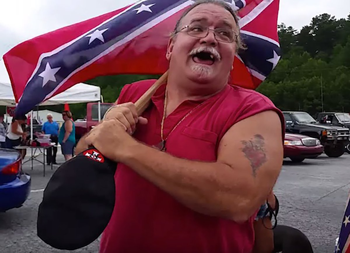 Image result for Inbred Looking MAGA Supporters