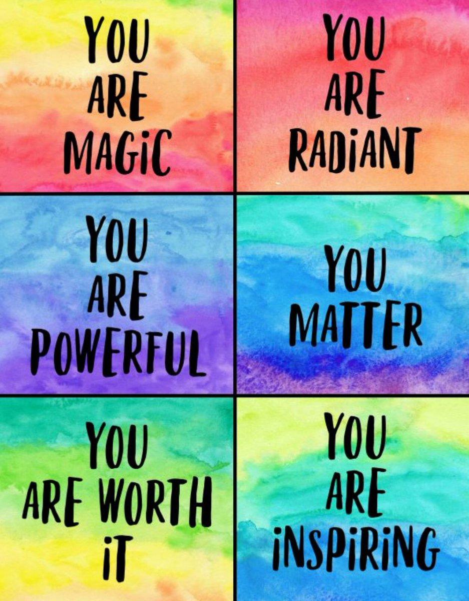You are #Powerful!  #YouMatter!   #JoyTrain #SuccessTRAIN #Joy #Success #SelfLove #Quote #MentalHealth #Mindfulness   #GoldenHearts #IAM #MondayThoughts #MondayMorning #MondayMotivation #MotivationMonday #makeyourownlane #spdc RT @nickystevo