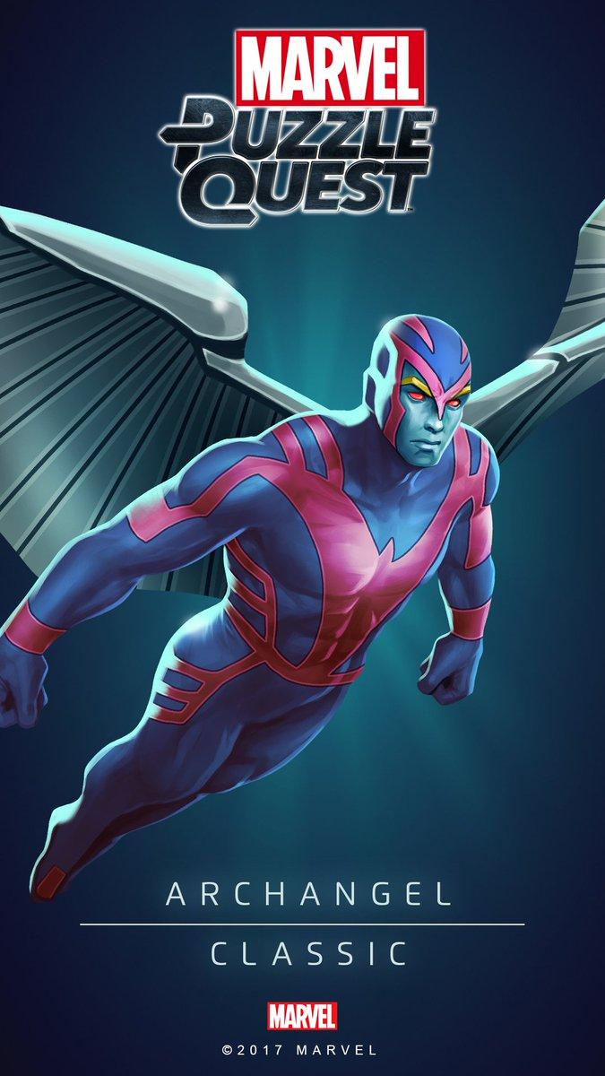 Must see Wallpaper Marvel Archangel - DRX6K9wVAAAYEDs  Graphic_93861.jpg