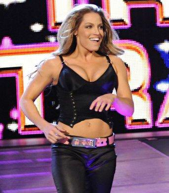 Happy 41st Birthday to the most iconic  WWE Diva of all time Trish Stratus!