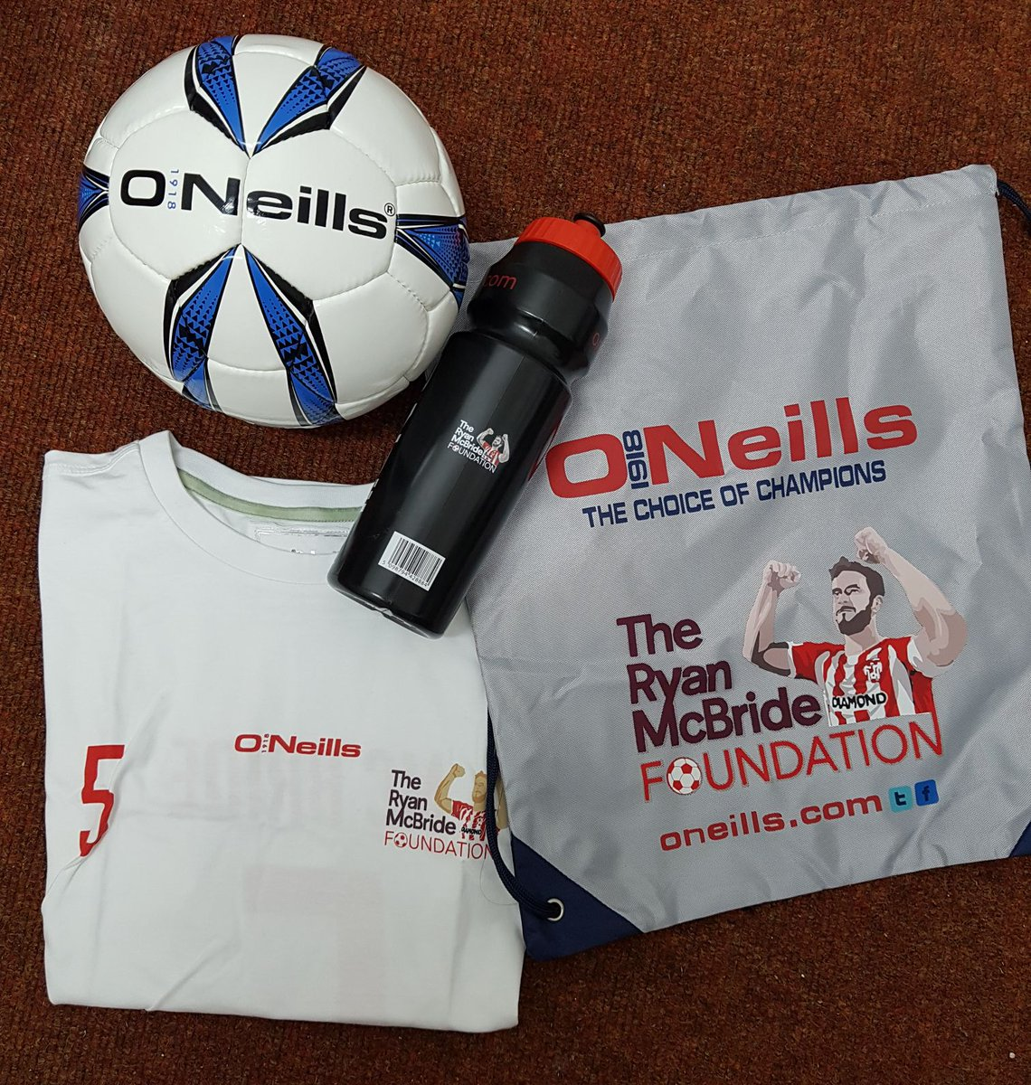 What about our kids pack or football shirt or zip up made by  ONeills1918    Every penny goes towards  supportassistinspire young people through ... 375535b6a