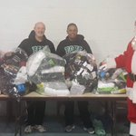 Image for the Tweet beginning: 1100 pairs of socks and