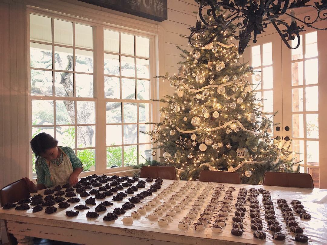 "Joanna Gaines on Twitter ""Made some simple Christmas candy"