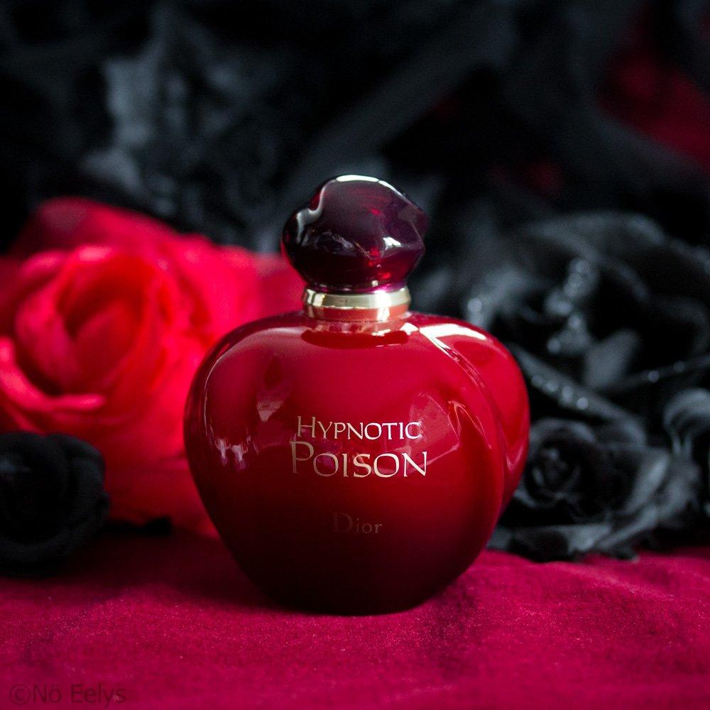 Nö Eelys On Twitter Hypnotic Poison Mon Parfum Signature