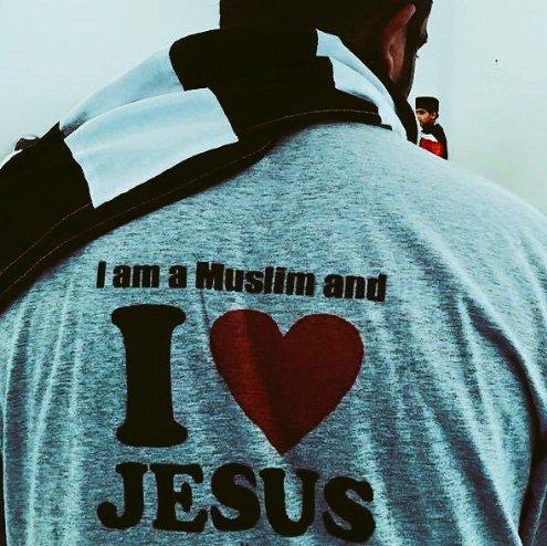 muslimjesus hashtag on Twitter