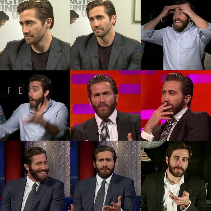 HAPPY BDAY JAKE GYLLENHAAL