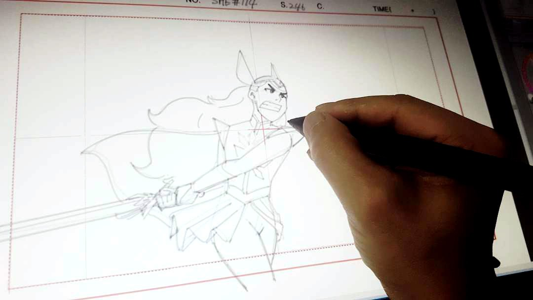 [ANIMACIÓN] de la mano de Netflix y DreamWorks vuelve SHE-RA!!!  DRXeloAXkAA5Amw