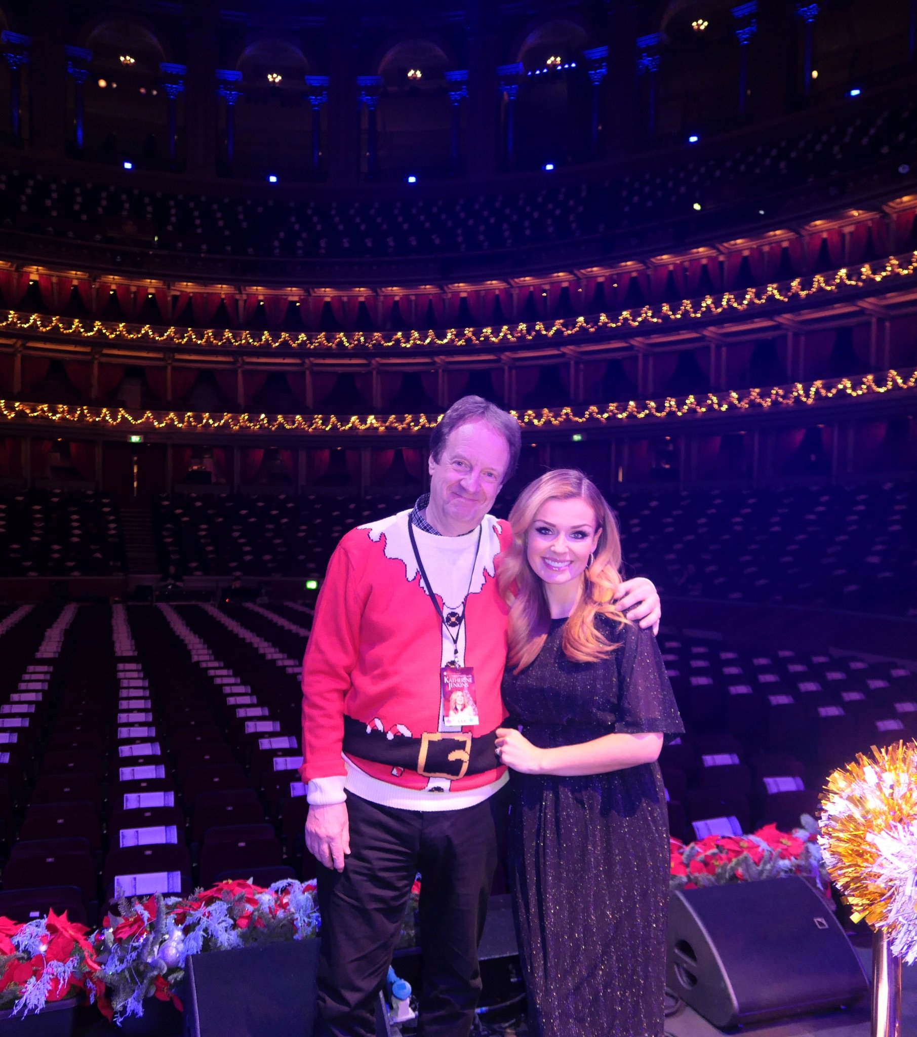 Thank you @anthonyinglis for being my Maestro for all these years! And we finally remember to get our RAH photo! https://t.co/RdNOiYB8yR