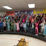 #swd123 The concert practice was AMAZING... I can't wait until the show! Our little Eagles sing beautifully!
