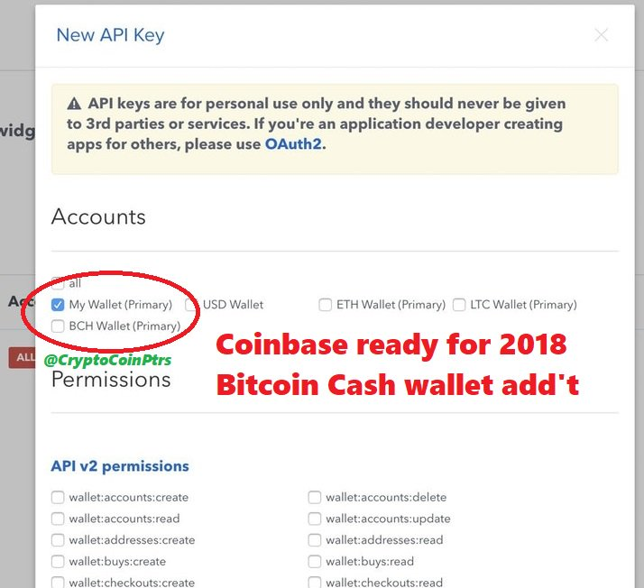 Coinbase Api Key Things To Know Before You Buy