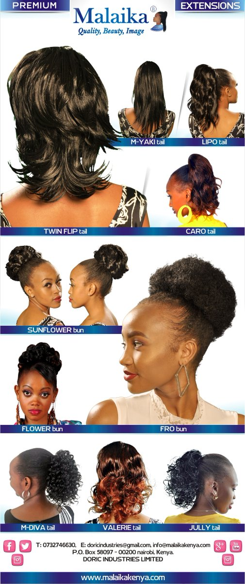 Malaika Hair Kenya On Twitter You Have To Have Fun With Great Hair