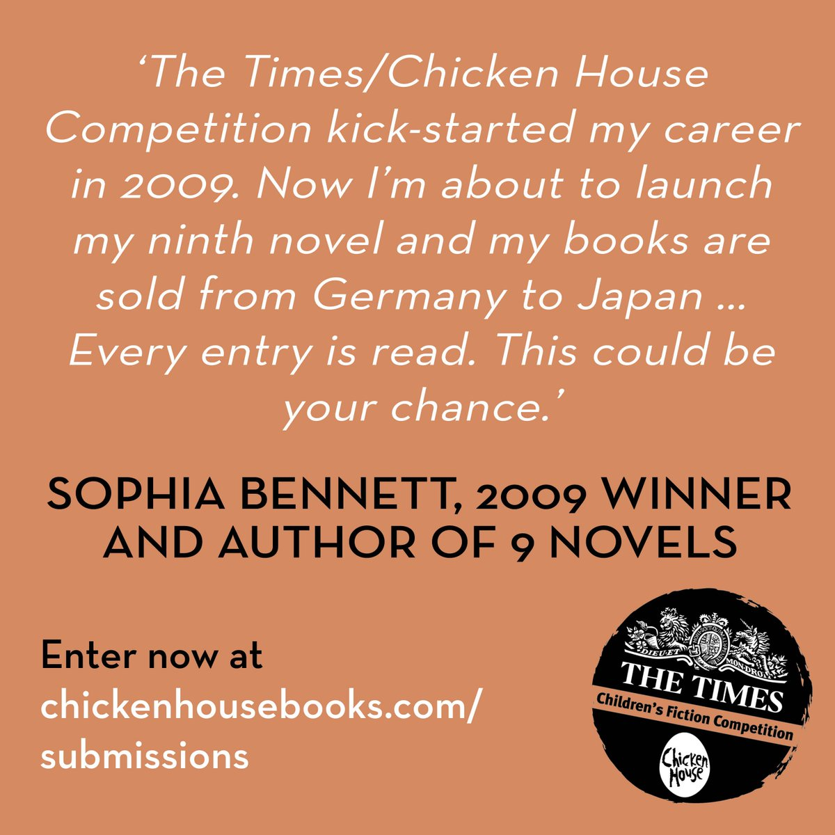What to submit to the chicken