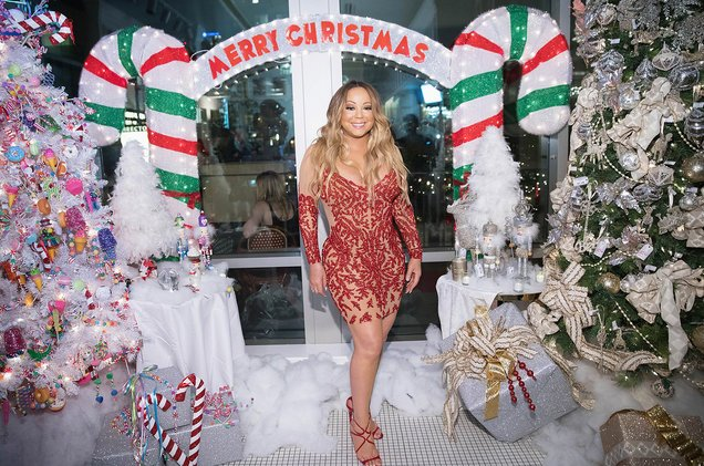 the song was ineligible for inclusion on billboard hot 100 during its original release because it was not released commercially as a - All I Want For Christmas Is You Original