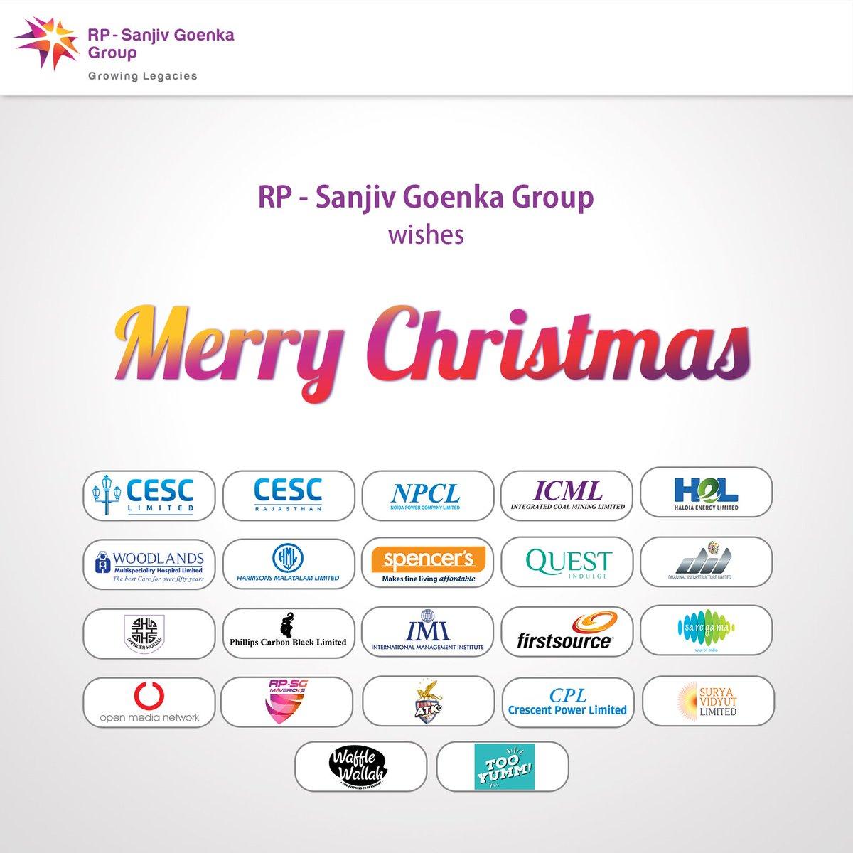 Rp Sanjivgoenkagroup On Twitter May The Spirit Of Christmas Bring