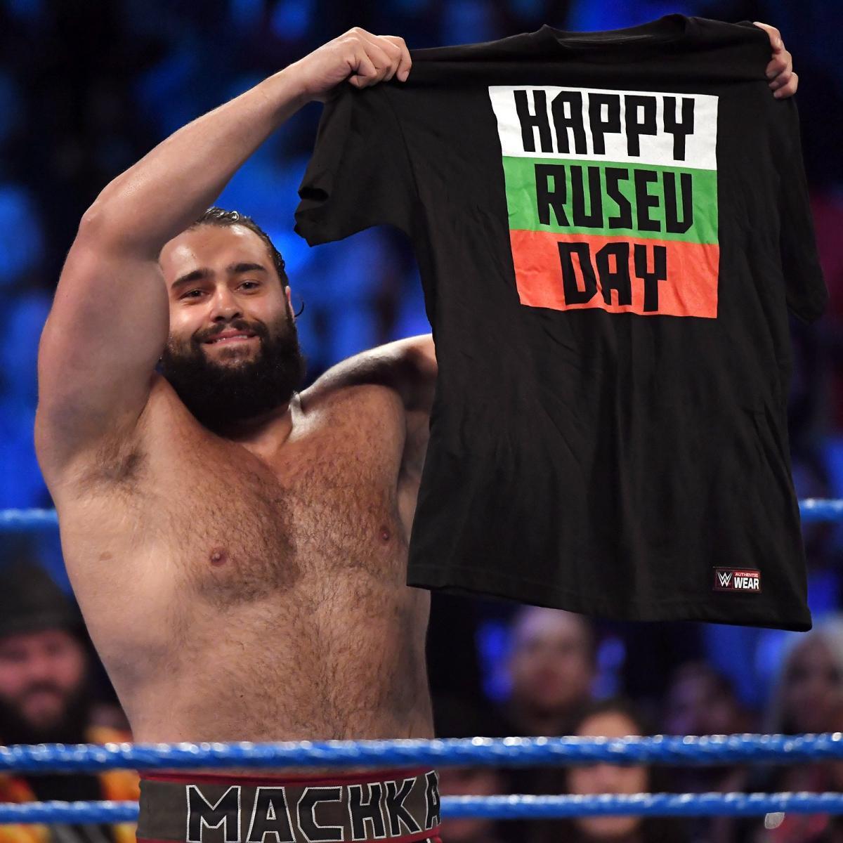 Почему Русев был добавлен в матч за титул чемпиона США?