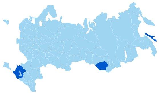 Карта россии для euro truck simulator 2