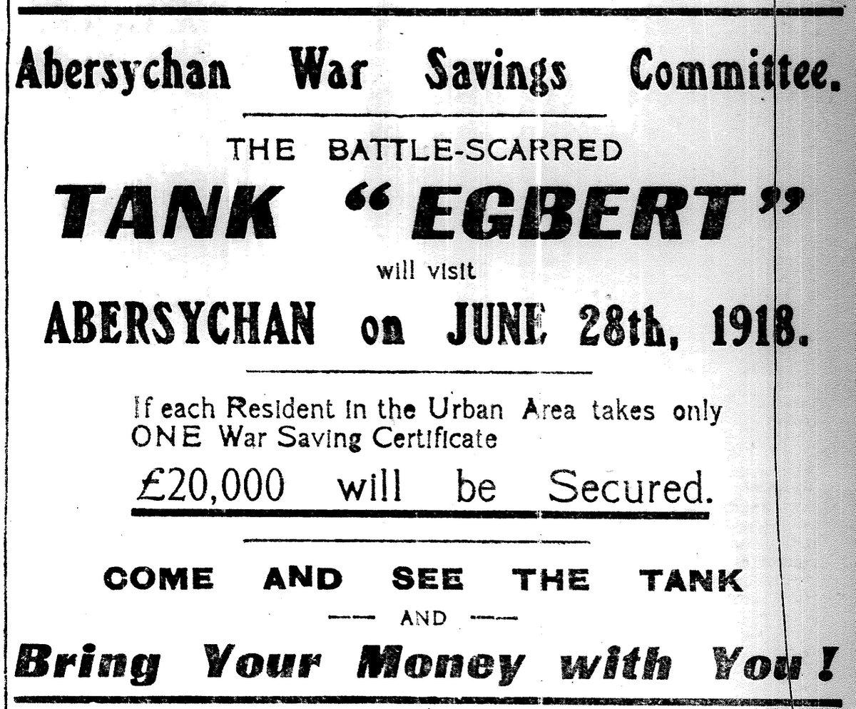 Sharing pte obrien on twitter egbert the battle scarred tank post war were renamed national savings certificates picittercjstyntezn 1betcityfo Choice Image