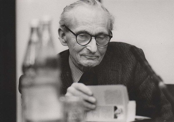 Letnapark On Twitter Walter Höllerer 19121922 Sulzbach
