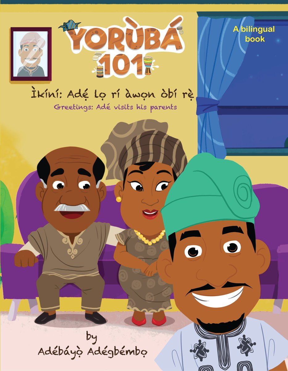 Genii games geniigames twitter yoruba101ikini captures ades daylong visit to his parents with interesting encounters to help children learn dozens of yoruba greetings kristyandbryce Gallery