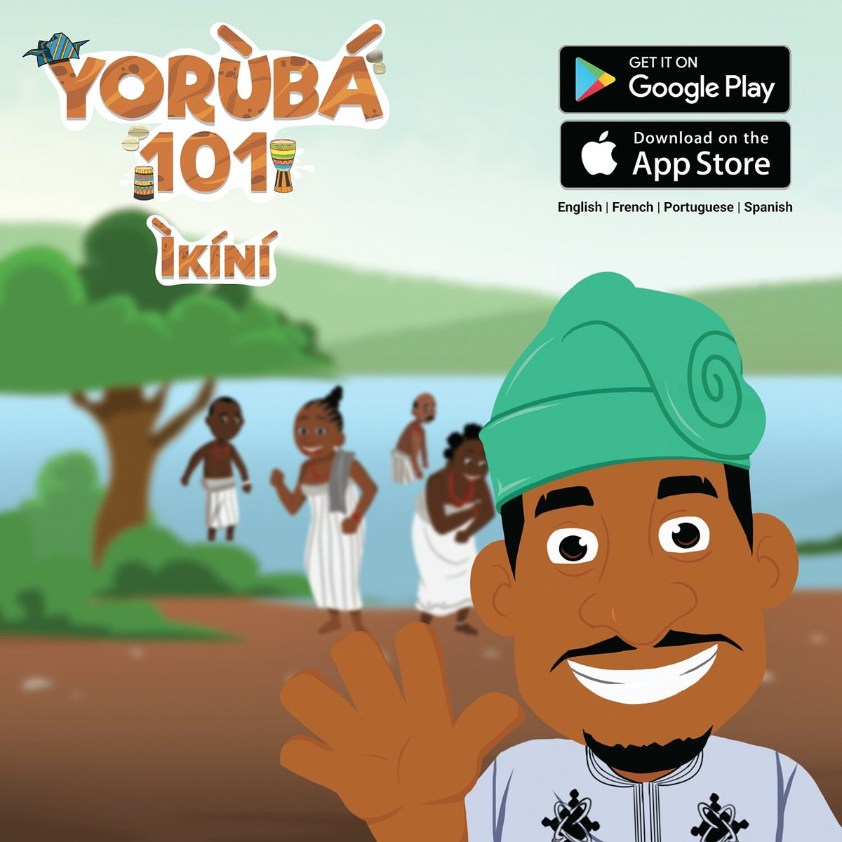 Genii Games On Twitter Our Yoruba101ikini Is Now Available In