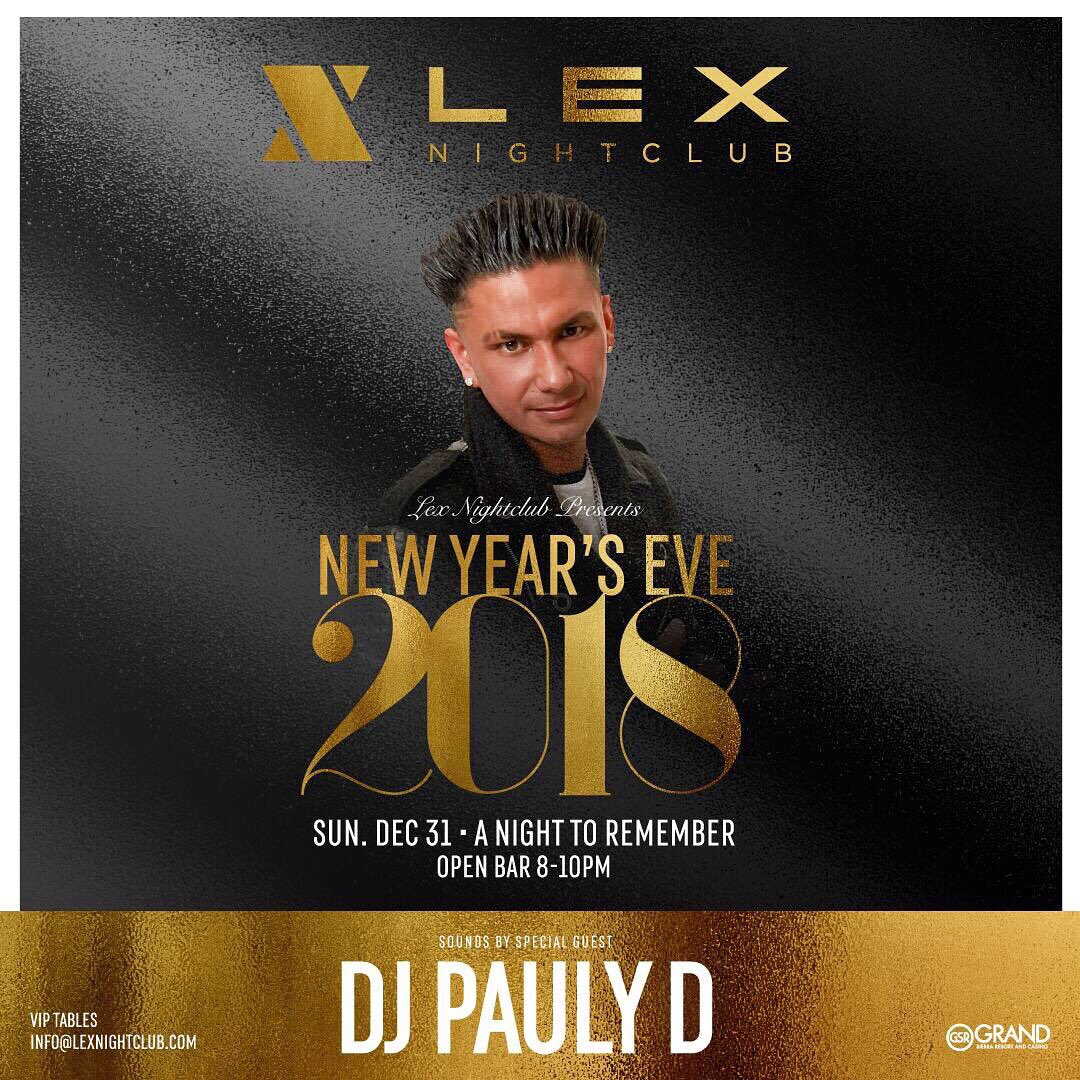 Come Ring In The New Year With Me @LexNightclub Sunday Dec 31st !!!! https://t.co/zmMNAJLhCq https://t.co/vsq6PQt51B