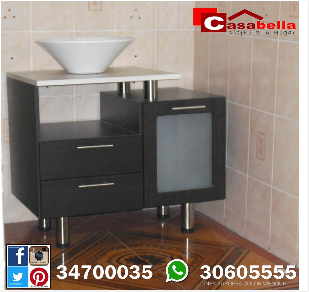 Proyectos Casabella Casabellagt Twitter # Muebles De Cocina Neftali