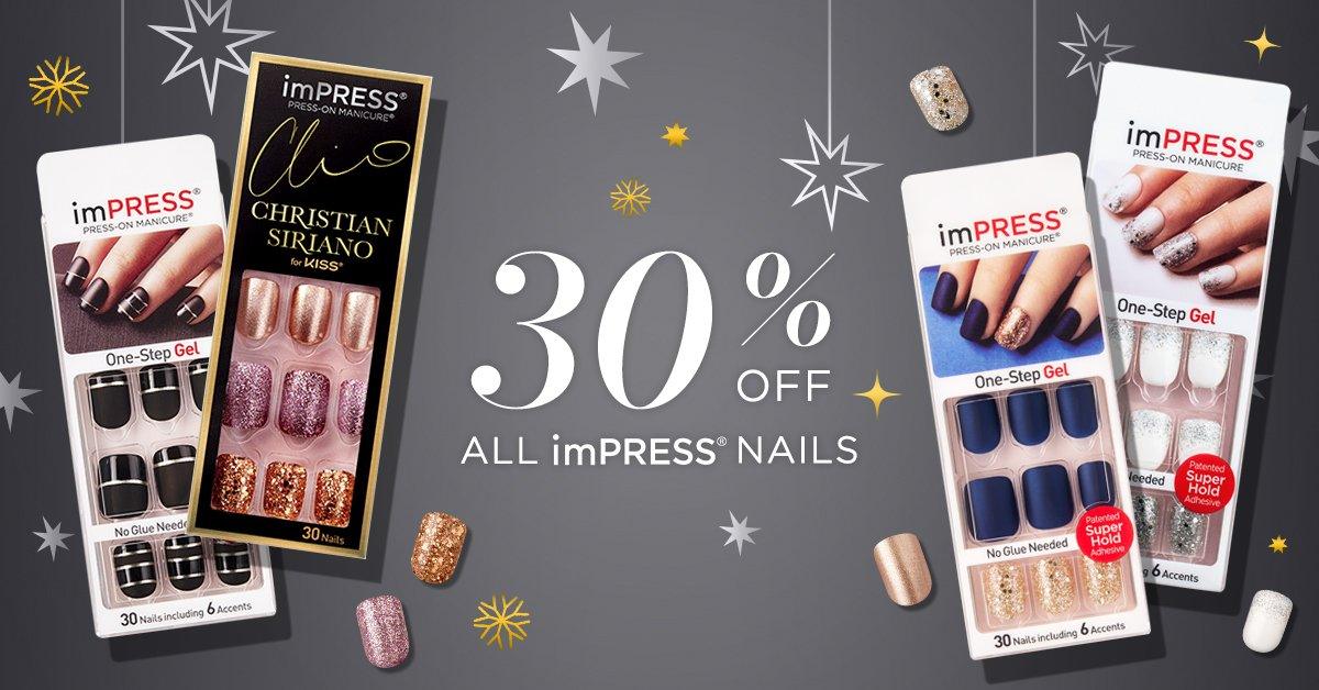 Impress impressmanicure twitter iridescent textures to multi colors and trendy nail shapes theres a design for every mood and every moment shop all nails at 30 off now http prinsesfo Image collections