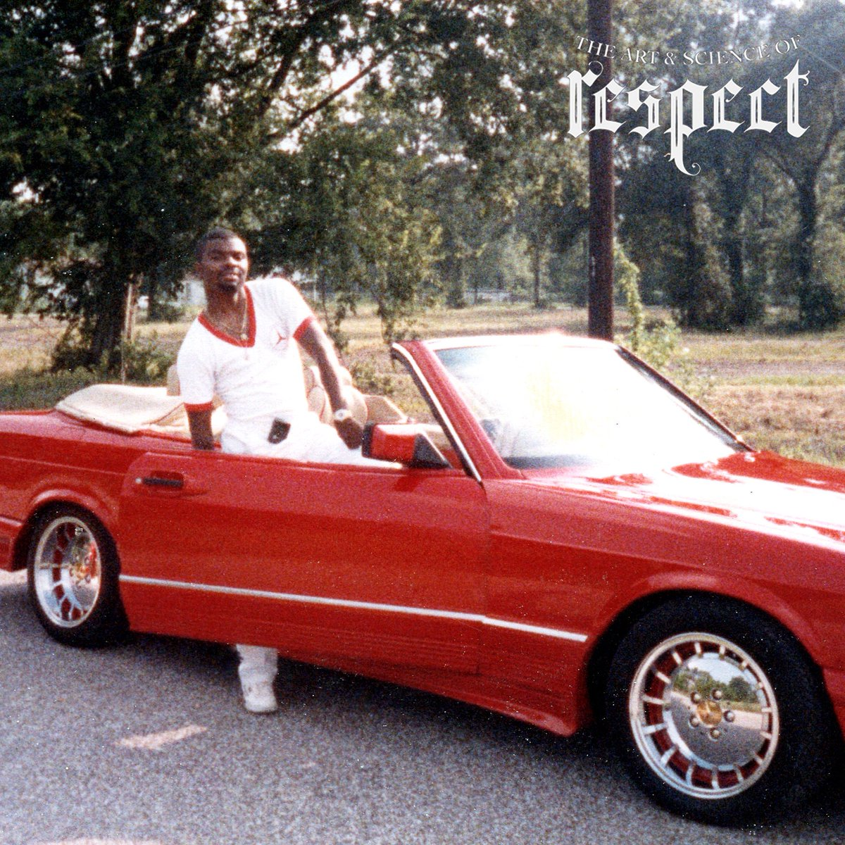 A red Mercedes Benz 500 SEC was my second drop-top convertible.. I bought it from Terry Carter in the late 80s. Suge Knight is on trial now accused of running Terry over & killing him on the set of Straight Outta Compton in 2015