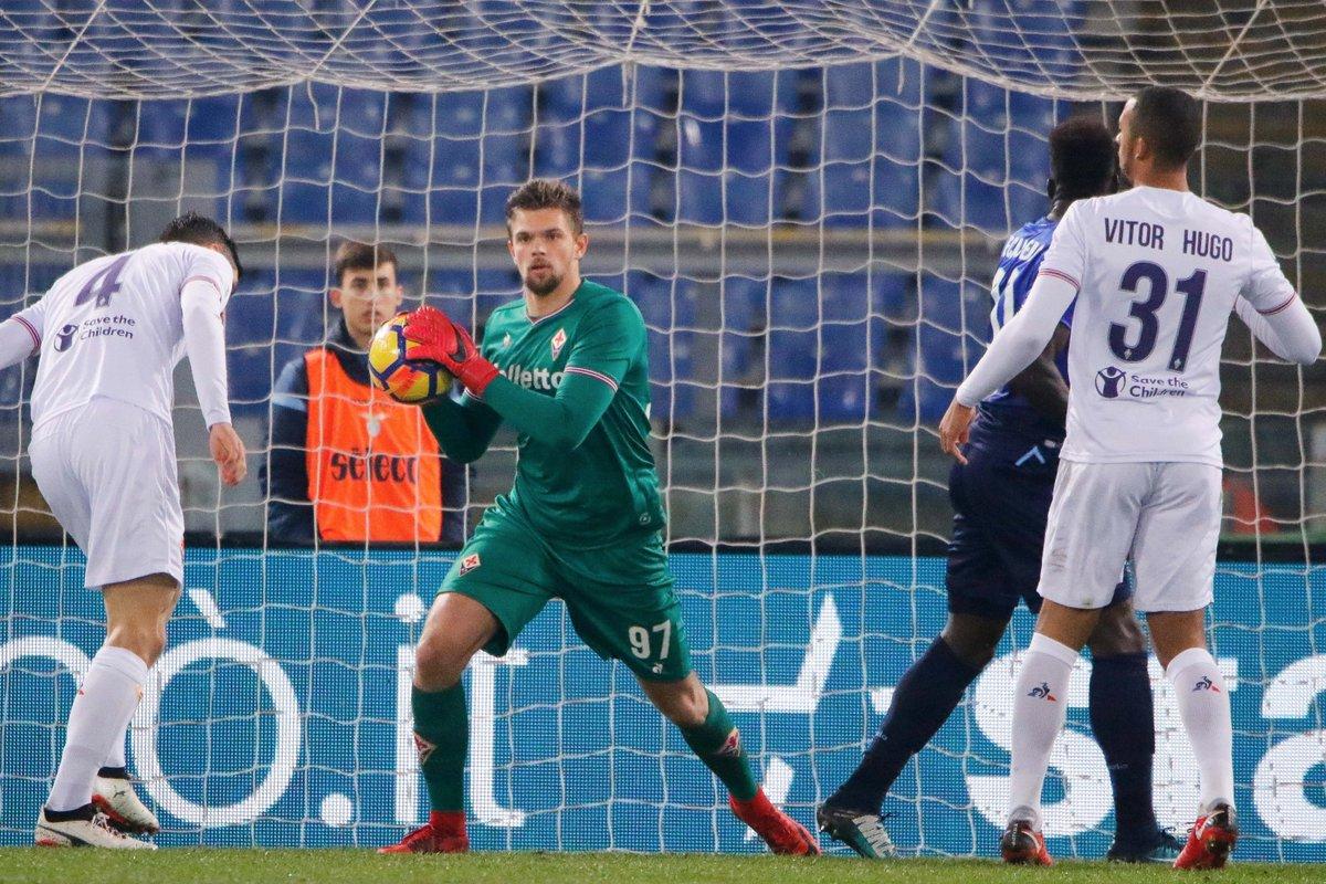 Camiseta Fiorentina BARTLOMIEJ DRAGOWSKI