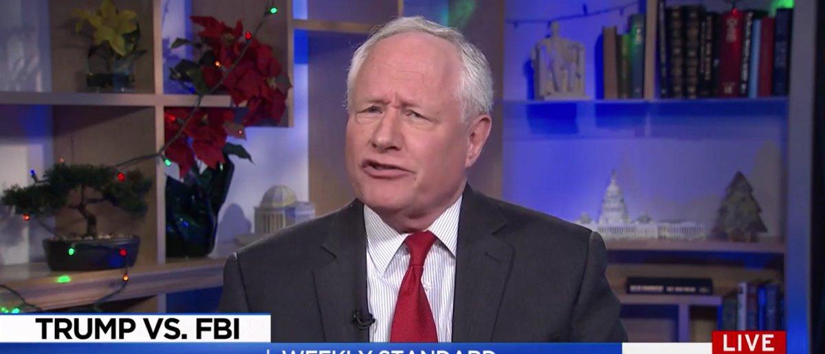 Bill Kristol Accuses Trump Of Trying To 'Shut Down' Mueller Investigation https://trib.al/OWJL4e0