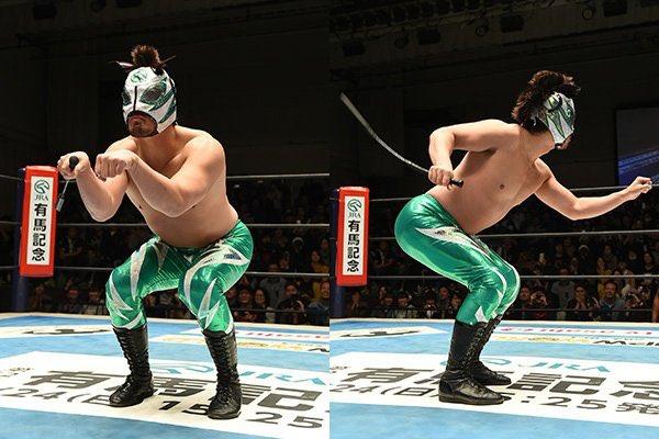 Image result for taguchi masked horse