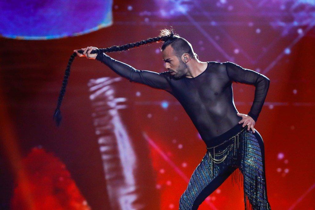 Евровиденье 2017 смешная картинка, нас