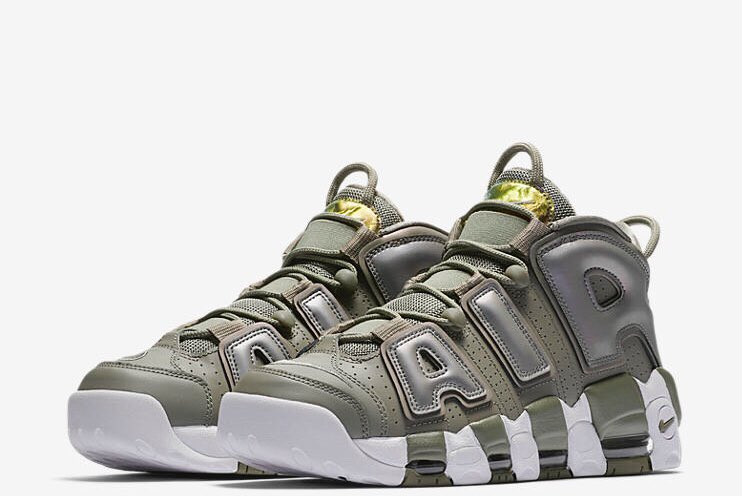 This Release Is First Come Serve At Select Expressions Locations Inthexwetrust Exmarksthespot Nike Uptempo Sneakernews Fresh
