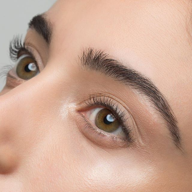 Blinkbrowbar On Twitter Define Your Natural Brow Shape By Gently