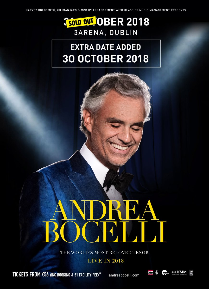 Media Tweets By Andrea Bocelli Andreabocelli Twitter