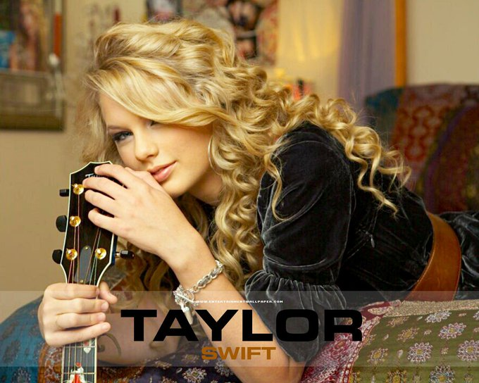 A rather late \Happy Birthday\ to Taylor Swift, one of my musical inspirators...