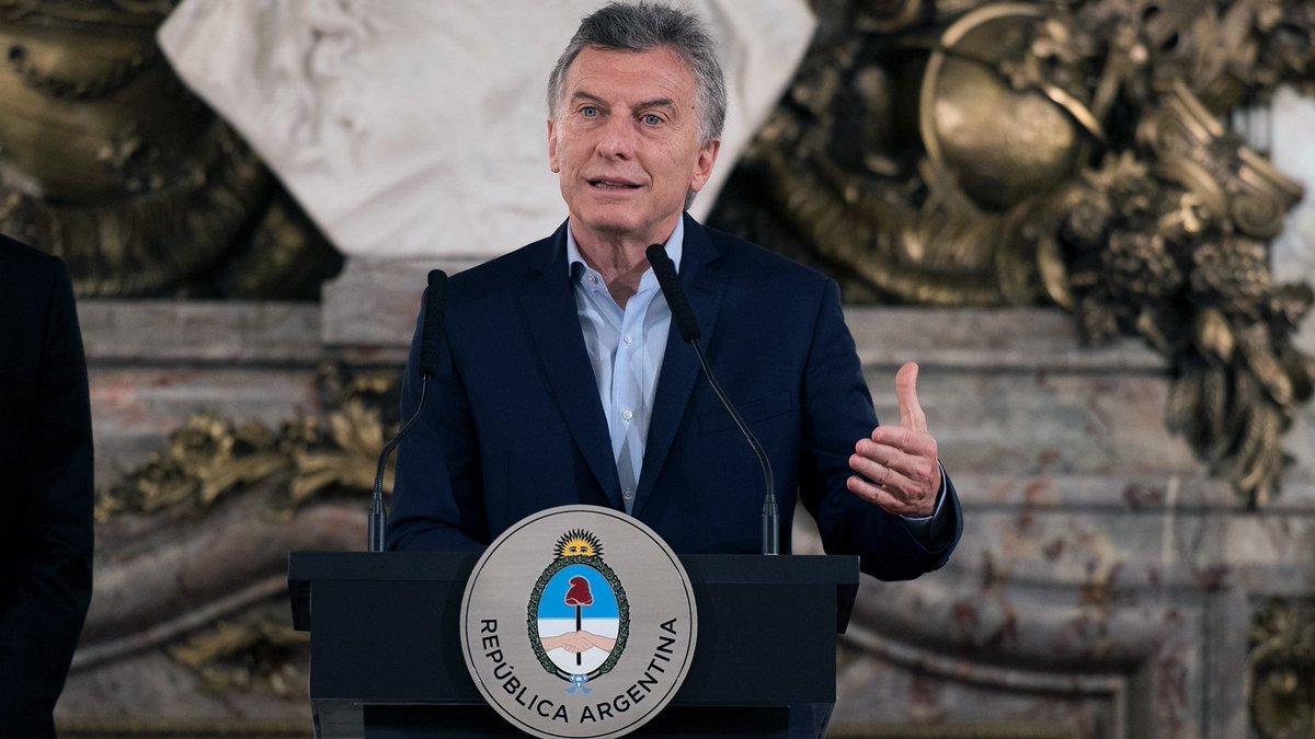 Macri hablará tras la aprobación de la reforma previsional