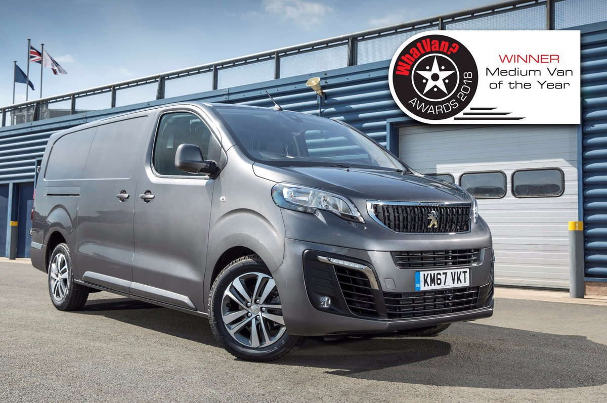 peugeot fleet on twitter peugeot expert van takes yet another award at the 2018 whatvan. Black Bedroom Furniture Sets. Home Design Ideas