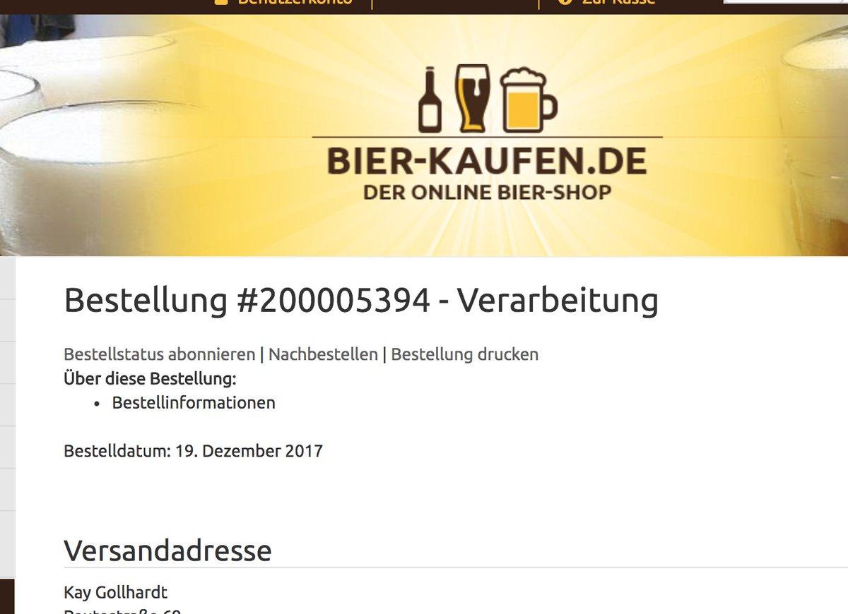 #BierfürKay