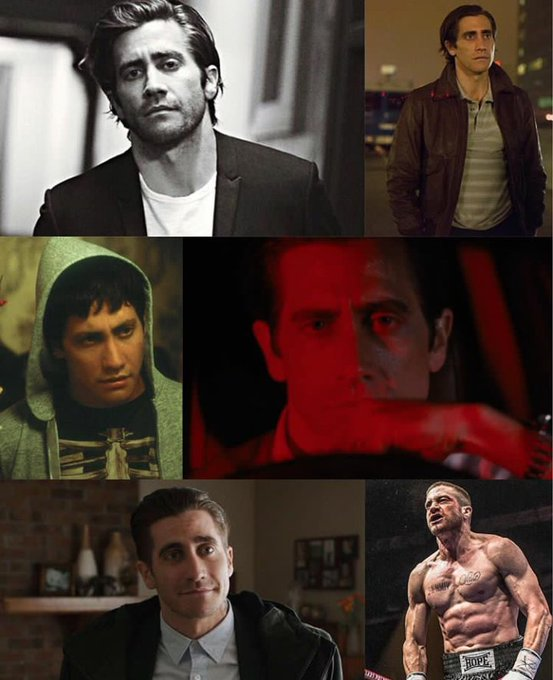 Happy birthday to -underrated talent and future academy award winner- Jake Gyllenhaal.
