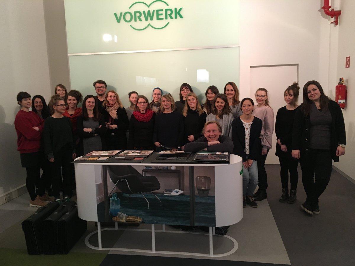 Vorwerk Hameln haw hamburg on textil professorin brink und