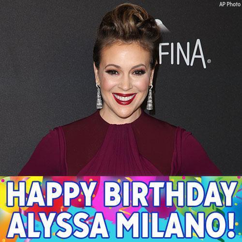 Happy Birthday to actress