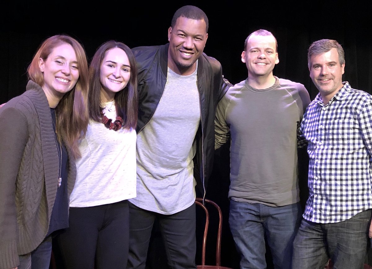 All NEW episode is live! @Travon @DinaGusovsky @thejoshpatten! itunes.apple.com/us/podcast/tra…