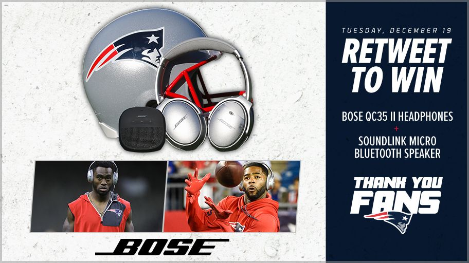 3e705b671 prizes from  Bose! RT to enter to win  QC35 II headphones + SoundLink   Micro Speaker  http   bit.ly 2Ck3zZF pic.twitter.com hddPYf0vFt