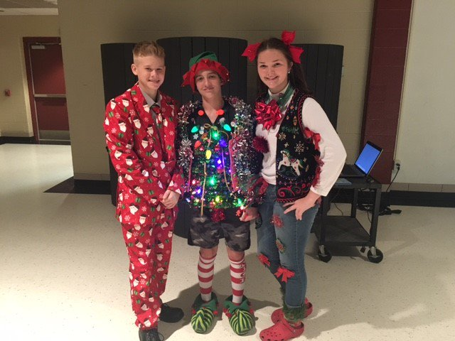 Tis' the season!  And, the winners are.....