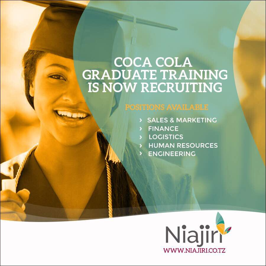 Secelela madeje on twitter for all the entry level talent for open positions from coca cola kwanza ltd graduate trainee program 2018 register and apply by submitting your cv and compelling cover letter madrichimfo Gallery