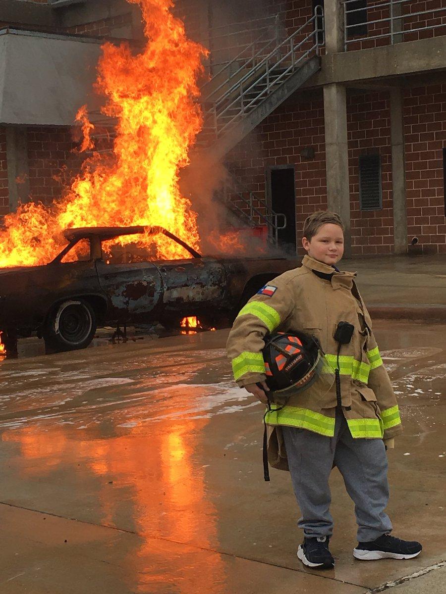 Fireman damon