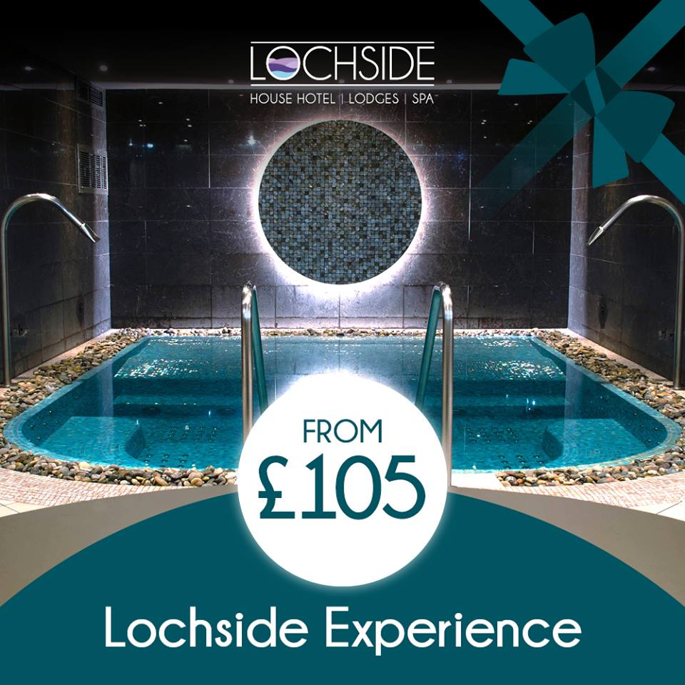 Give the gift of luxurious relaxation this Christmas at The Spa at Lochside Buy NOW here : bit.ly/2zf7mbE