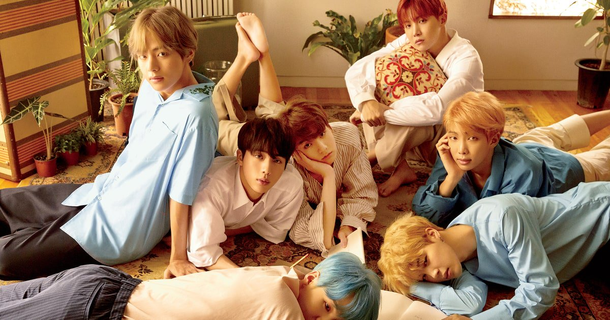A day in the life of K-pop superstars BTS https://t.co/7oEQdpne2e